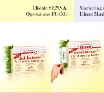 Gioco adv - marketing alternativo - direct marketing -operazione-fieno